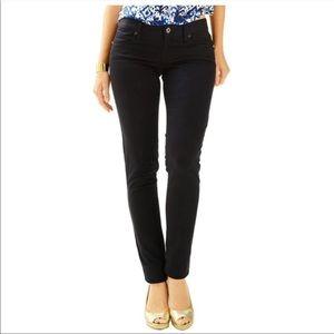 Lilly Pulitzer NWT Worth Skinny stretch Pants